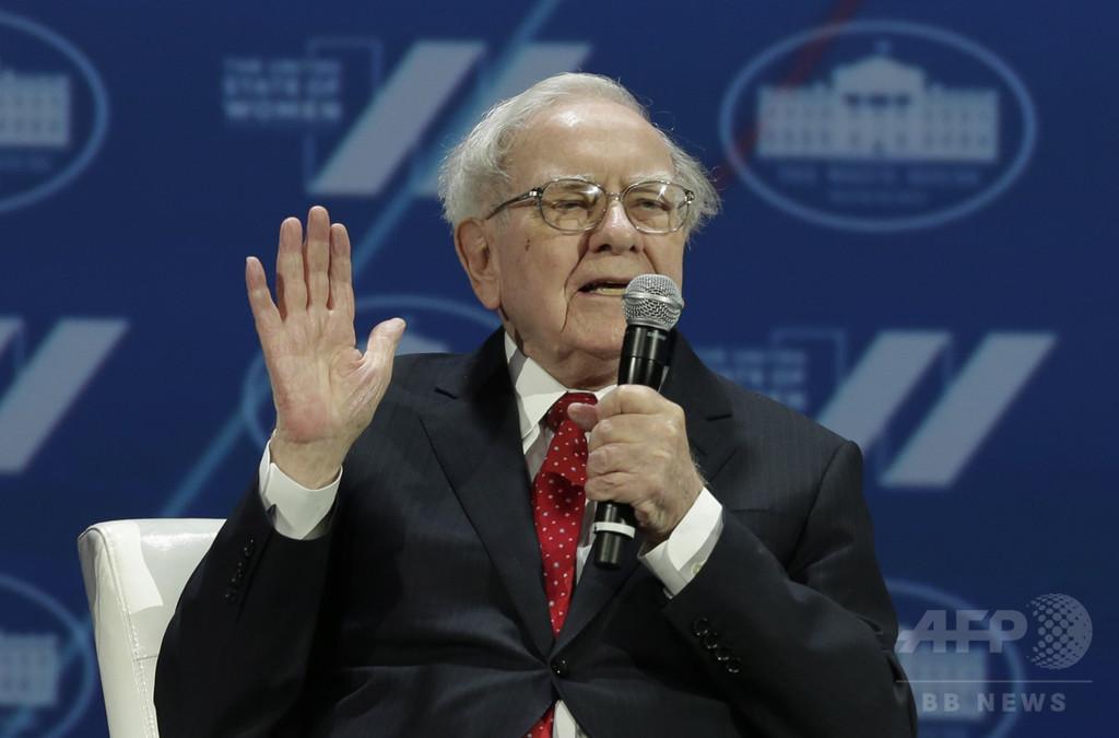 米著名投資家バフェット氏「頼まれればトランプ次期大統領に手を貸す」