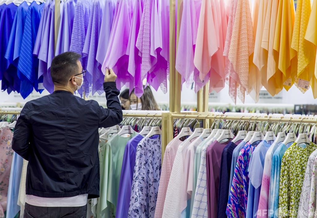 中国の紡績品輸出が急増、コロナ禍でインドの工場が再開できず注文が集中