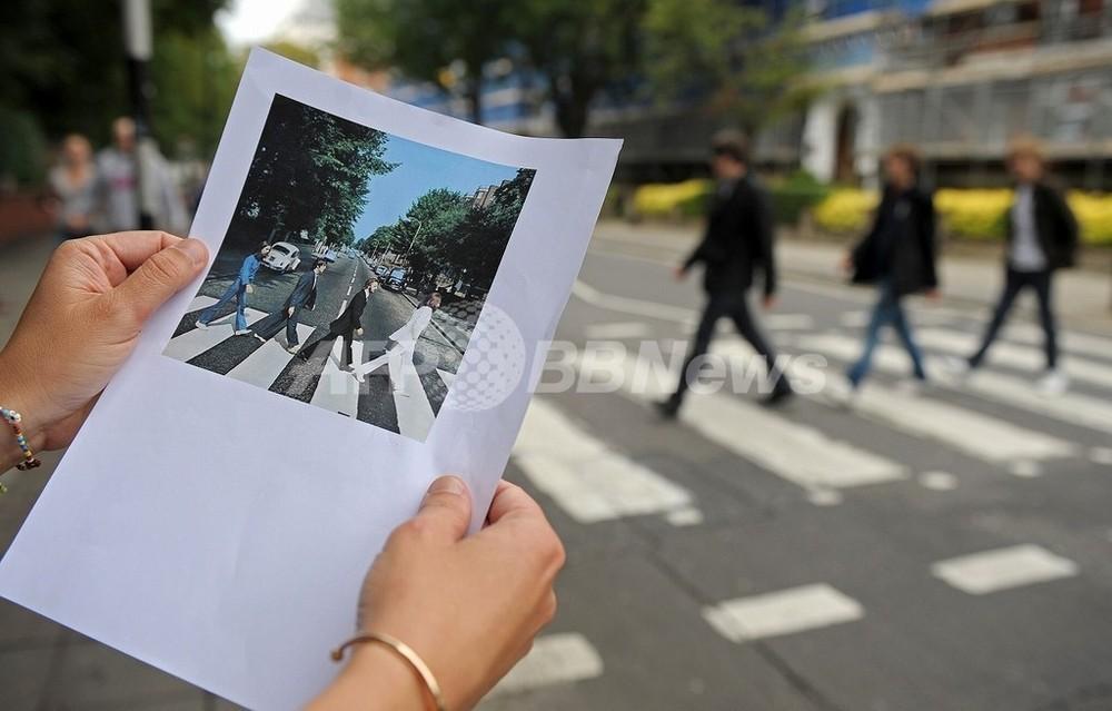 英EMI、「アビイ・ロード・スタジオ」売却へ 英紙 写真1枚 国際 ...