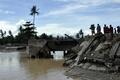 台風27号の死者182人に、ワニに襲われた犠牲者も フィリピン