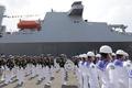 台湾海軍の軍艦3隻、ニカラグアに寄港 中米諸国との関係強調