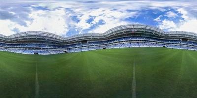 【360°パノラマ写真】ロシアW杯の会場、カリーニングラード・スタジアム