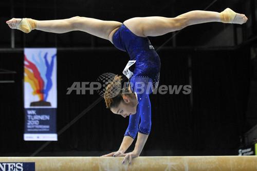 国際ニュース:AFPBB News日本女子 団体で5位、ロシアが優勝 世界体操