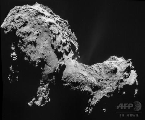 彗星67Pはかなり臭い、ESA
