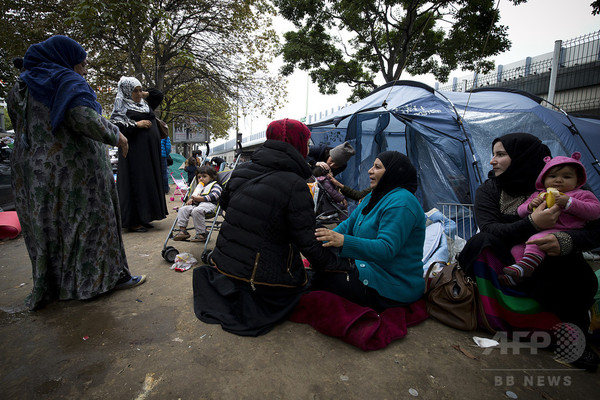 「優しくない」&難民が避ける国、フランス