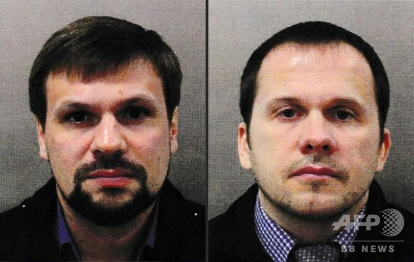 元スパイ襲撃、ロシア人容疑者らの「観光」主張を国内メディアも疑問視