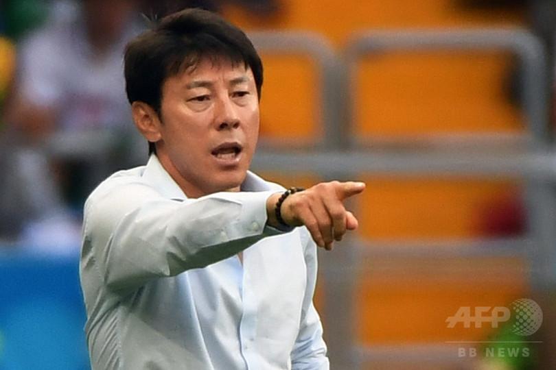 2連敗の韓国指揮官、苦戦の要因に「構造的な問題」