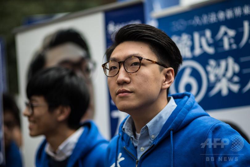 香港独立派の活動家に禁錮6年 2016年の暴動で有罪