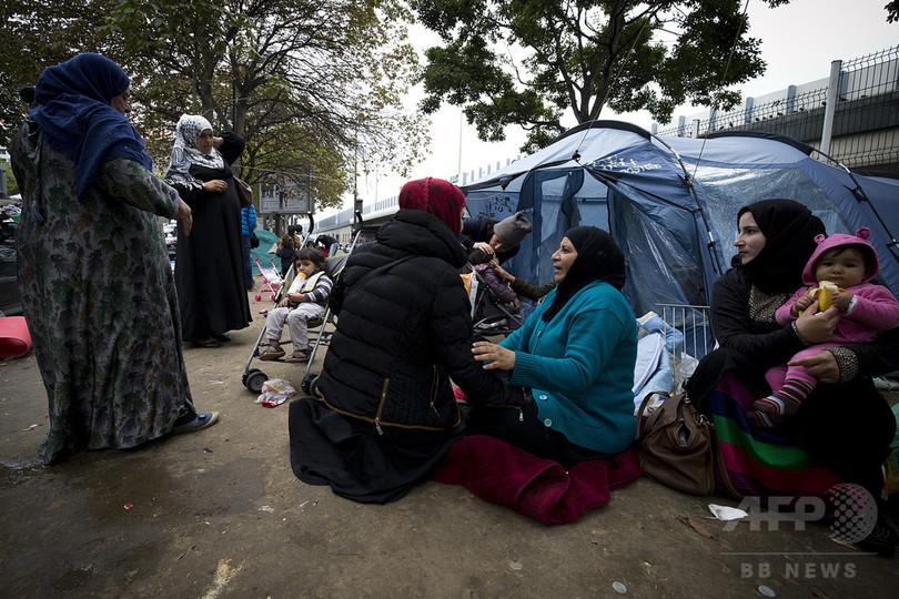 「優しくない」…難民が避ける国、フランス