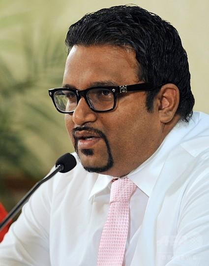 モルディブで副大統領逮捕 大統領暗殺未遂の容疑