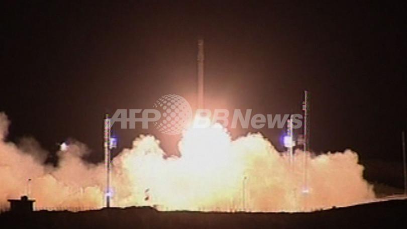 イランが観測衛星の打ち上げに成功