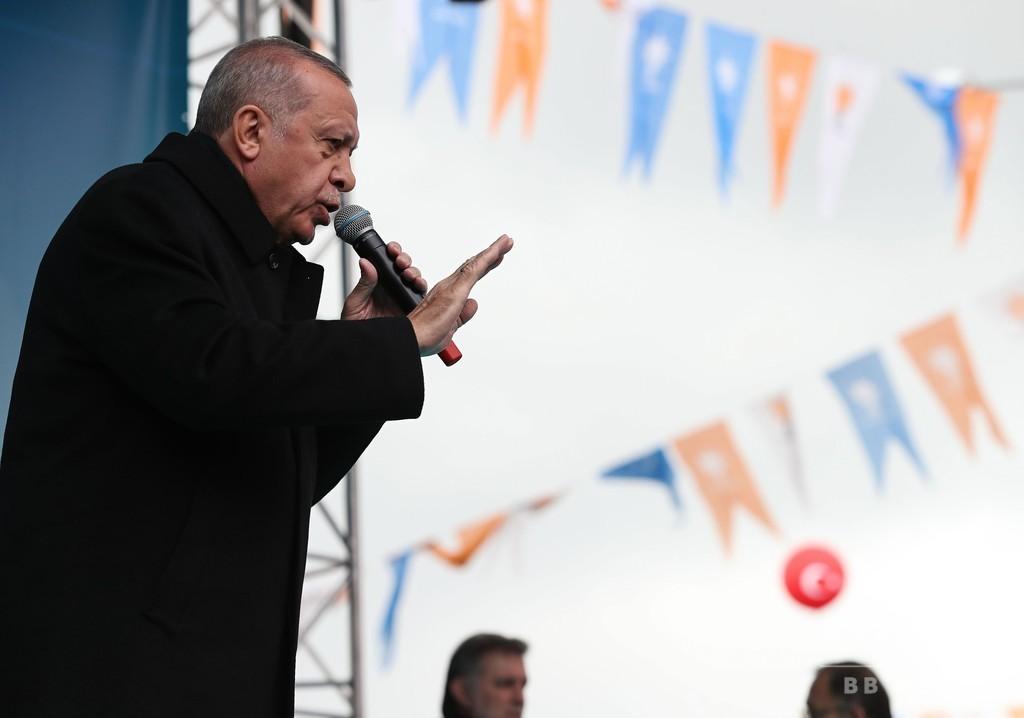 トルコ・イスラエル首脳が非難合戦 互いを「暴君」「独裁者」と酷評
