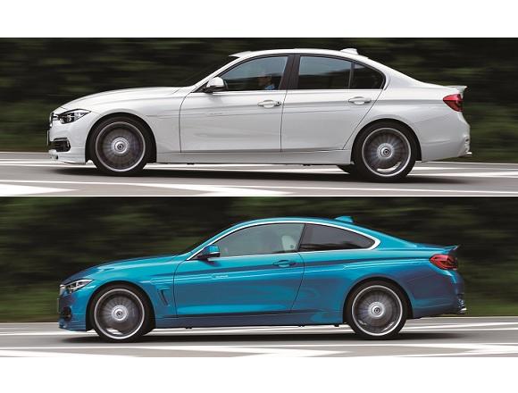 BMWアルピナの直6ガソリンと直6ディーゼルを積んだ2台、B4SとD3に乗る 変わらぬテイスト・グッドの追求