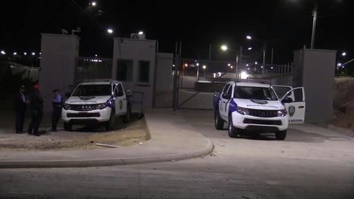 動画:刑務所内で殺人相次ぐホンジュラス、週末だけで死者36人に