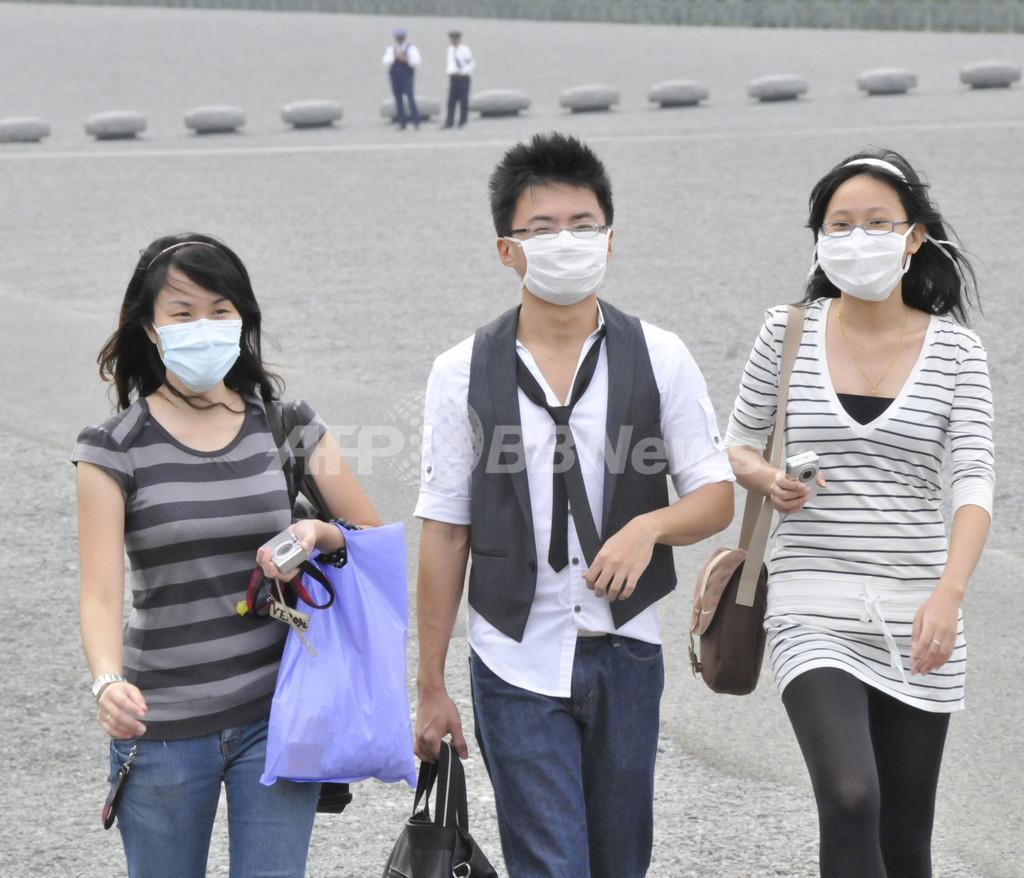 新型インフル感染数、日本は4番目 全世界で1万1034人に