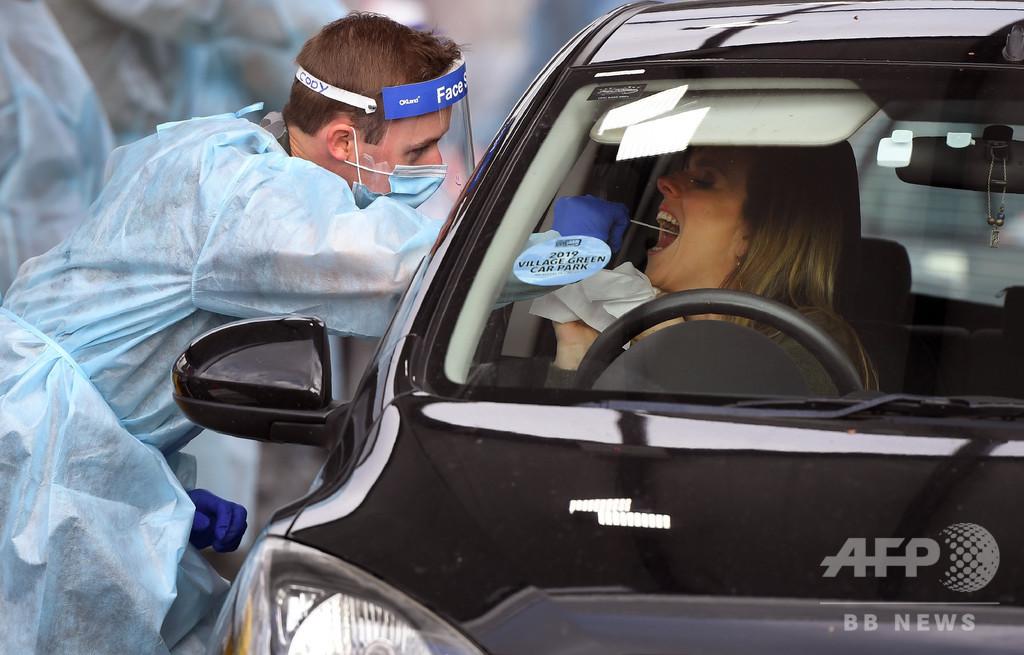 豪メルボルン、再び外出制限導入へ コロナ感染者の増加で