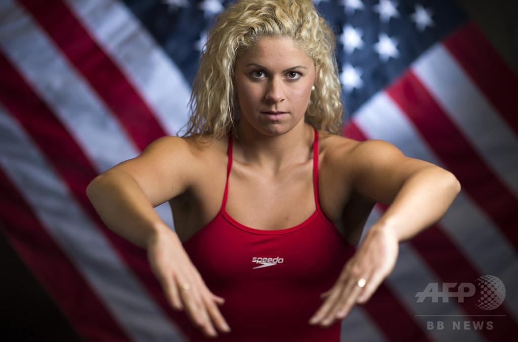 米国の水泳選手、リオ五輪で公正な競技に確信「持てない」