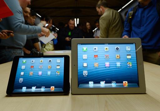 iPad miniと第4世代iPad、発売3日で300万台売り上げ