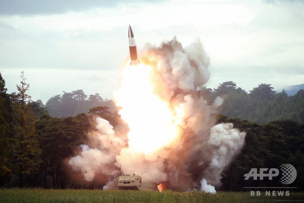 欧州6か国、北朝鮮のミサイル発射を非難 安保理非公開会合