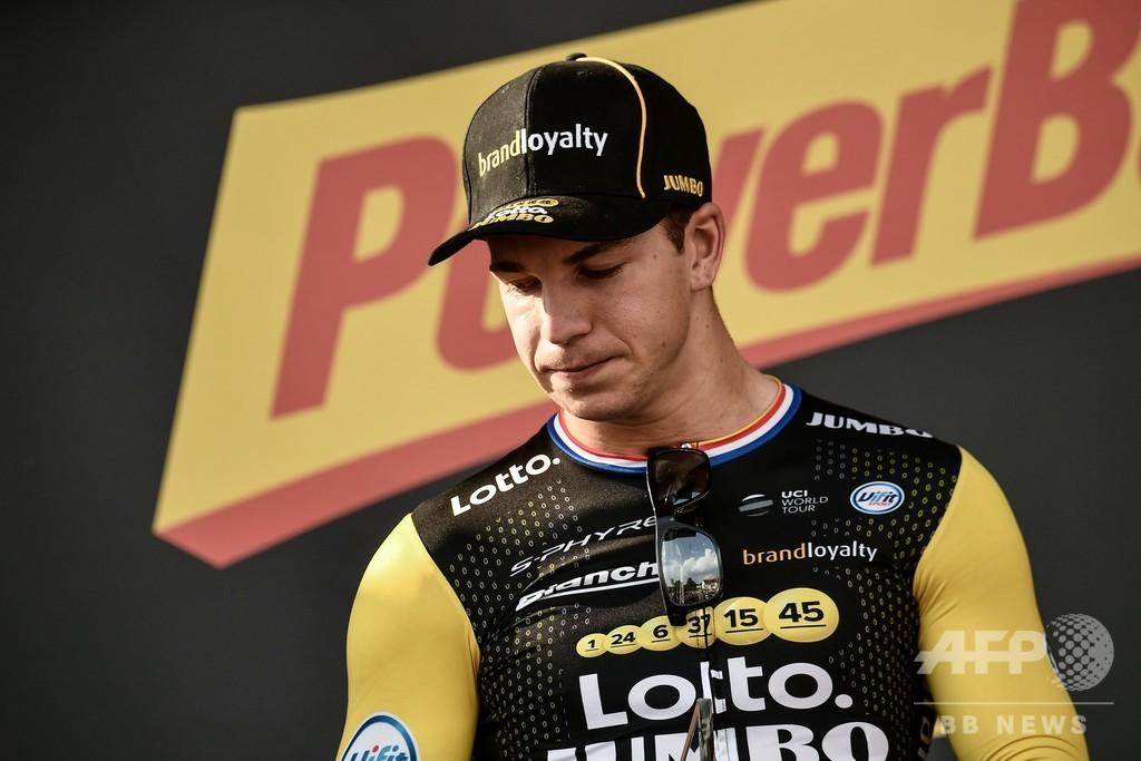高速クラッシュで同胞が昏睡、フルーネヴェーヘンが謝罪 自転車