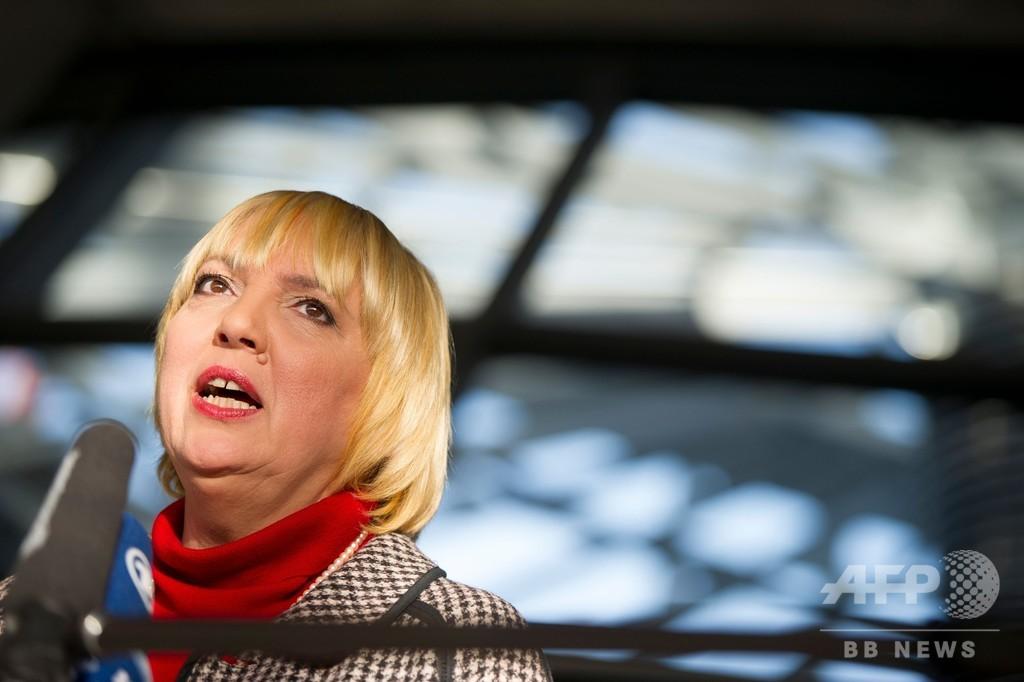 ネオナチの「殺害対象リスト」にドイツ緑の党2議員、政権は脅迫を強く非難