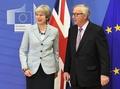 英国とEU、離脱条件で合意 協議は通商問題へ