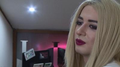 動画:「ミス・トランス」開催、トランスジェンダーの地位向上へ アルバニア