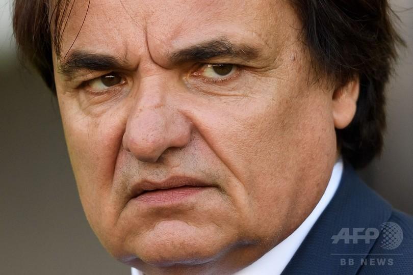 スイスサッカークラブ会長、解説者への暴行で14か月の活動禁止処分