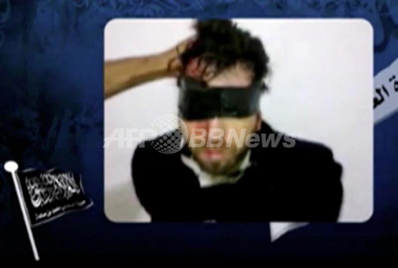 拉致されたガザ支援活動家、遺体で発見 イスラム過激派が処刑予告