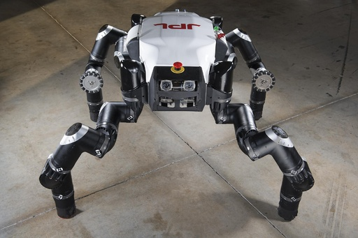 NASA開発のロボット「ロボシミアン」、災害現場での運用想定