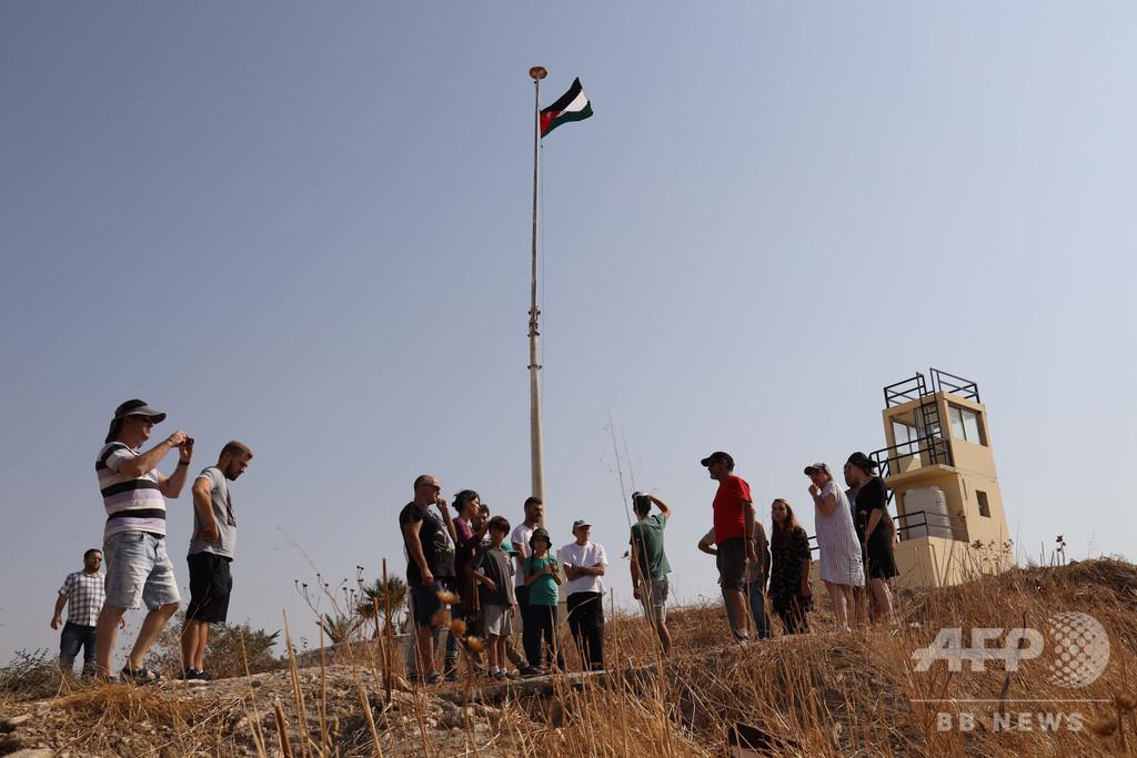 イスラエルのヨルダン領使用権、更新されず 国境の農家撤退へ