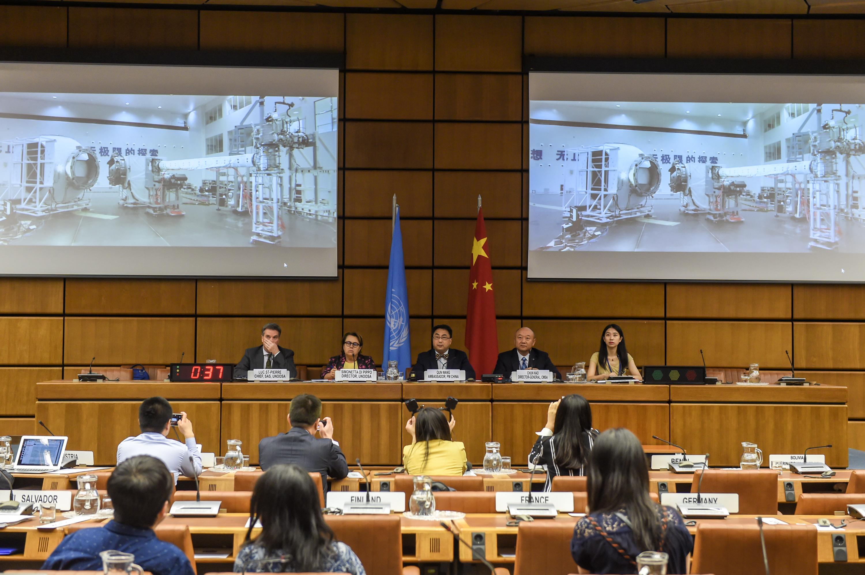中国の宇宙ステーション、17カ国の9実験を採用