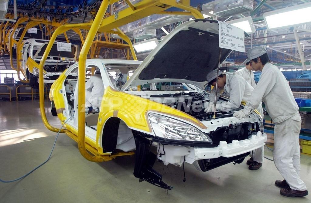 ホンダから始まる賃上げ要求の流れ、中国工場ストは何を意味するか