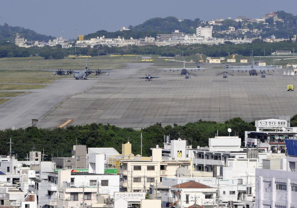 沖縄米軍基地で腐乱遺体見つかる、在日米軍発表 写真1枚 国際ニュース ...