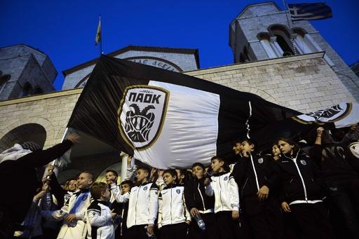 PAOKの勝ち点はく奪処分が撤回に、オリンピアコスは夜中の決定に怒り