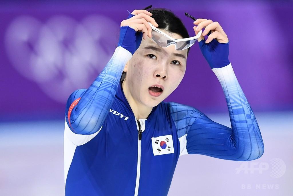 同僚批判の韓国スケーターが涙の謝罪、国民は「国辱」と怒り