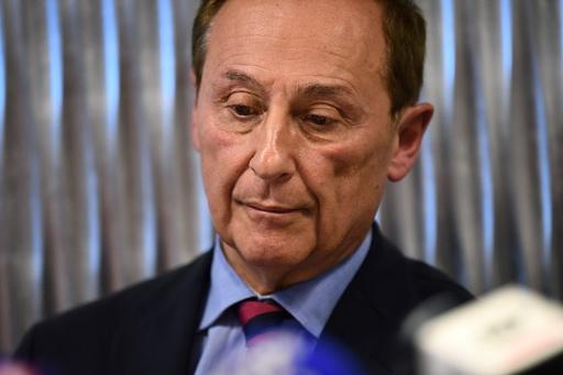仏フィギュア界のスキャンダル、連盟会長が辞任の可能性に言及