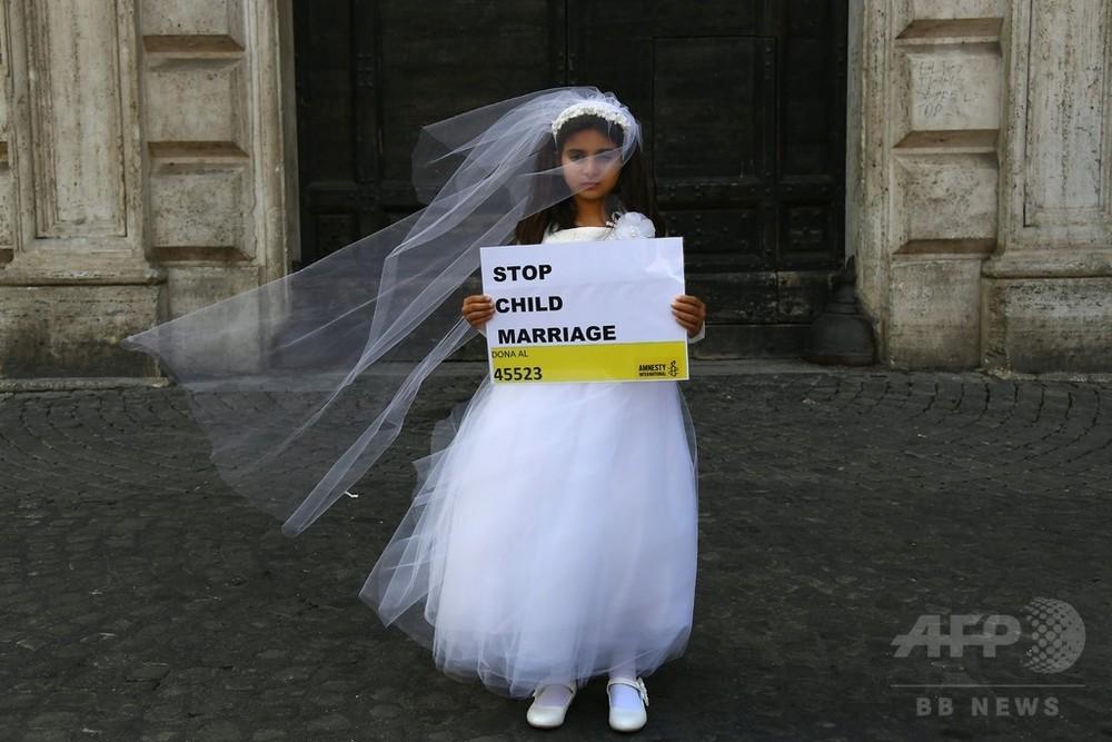レイプから身を守ろうと夫を殺害、死刑判決受けた19歳女性が控訴 スーダン