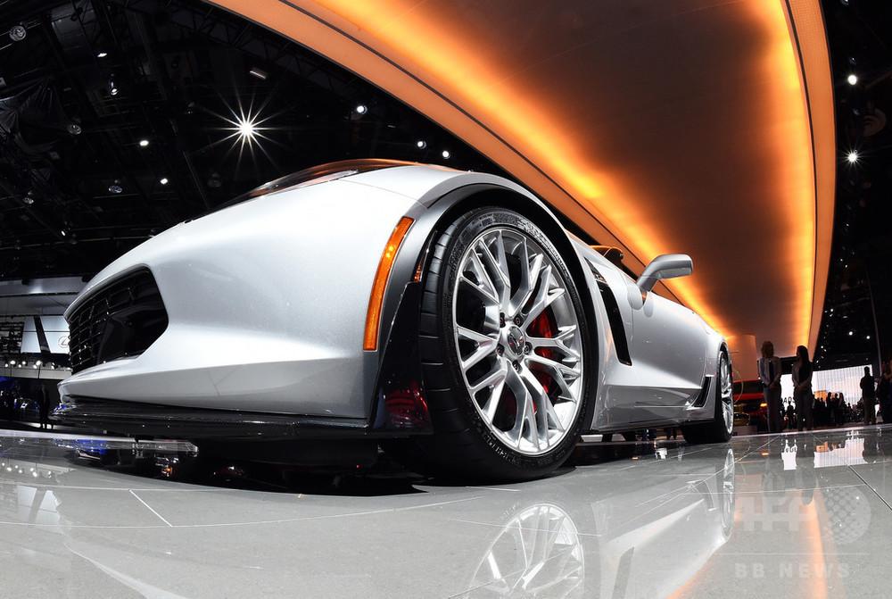 北米自動車ショーにみる車の流行色 写真1枚 国際ニュース:AFPBB ...