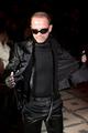 <09/10年秋冬パリ・メンズコレクション>「マサトモ」のショーに竹中直人、成海璃子ら登場