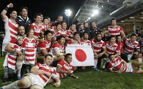 ラグビー日本代表、W杯イングランド大会の軌跡