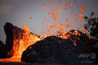 img a5b37883696dab01f024657027589f85177478 - 【溶岩でマシュマロ焼くのは駄目】 米地質調査所がツイッターで返答  ハワイ・キラウエア火山噴火