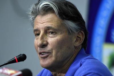 国際陸連会長、ロシアの国際大会出場を認めず 「復帰の条件はあと二つ」