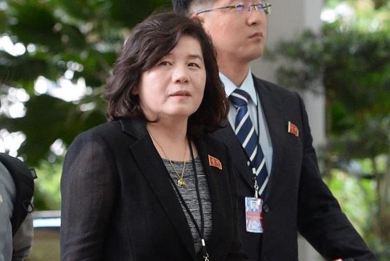 北朝鮮の外務次官、スウェーデン訪問へ
