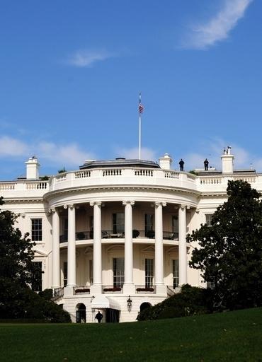 ホワイトハウス訪問者名簿に著名人の名前、同姓同名も