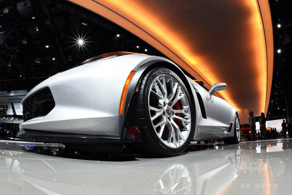 北米自動車ショーにみる車の流行色