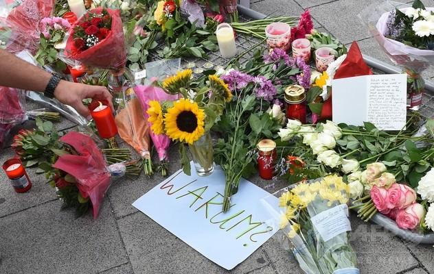 ミュンヘン乱射容疑者、大量殺人に強い関心 ISとは無関係