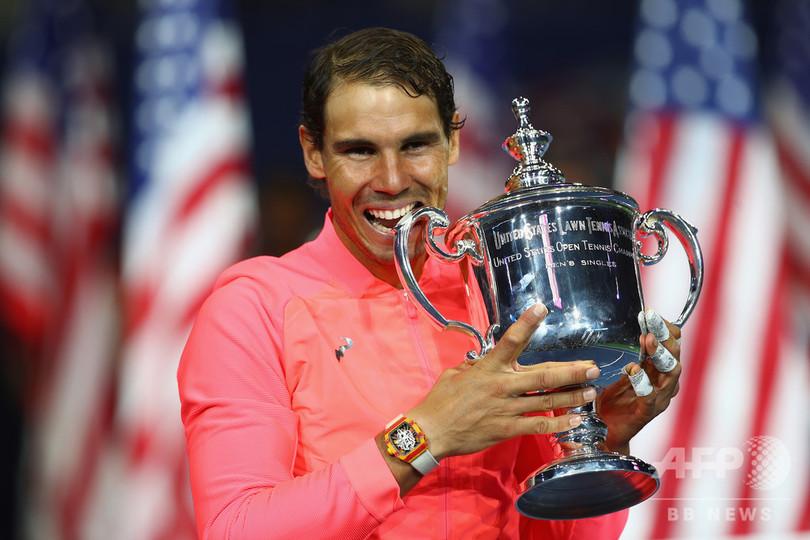 特集】全米オープンテニス、最近...