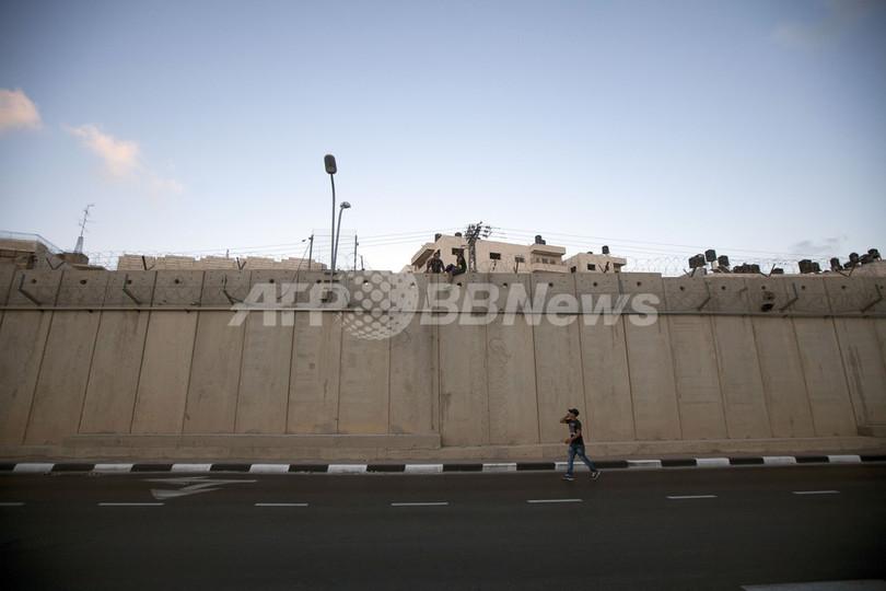 イスラエル、パレスチナ人受刑者の釈放開始