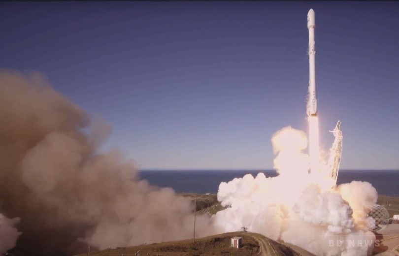スペースX、ファルコン9の打ち上げと第1段着陸に成功 爆発後初